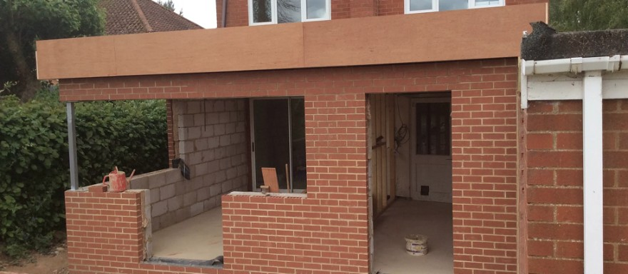 NEW BUILDING PROJECTS | JG PRICE & SONS BUILDING SERVICES HEREFORD