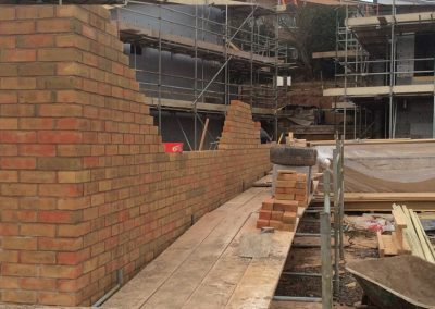 New Build Projects | JG Price & Sons Building Services Hereford