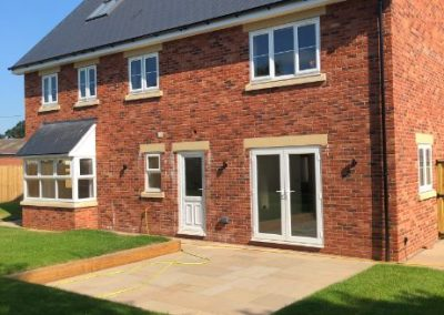 New Build Projects   JG Price & Sons Building Services Hereford